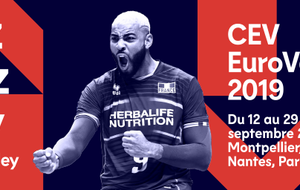 Championnat d'Europe masculin de Volleyball 2019 à Montpellier